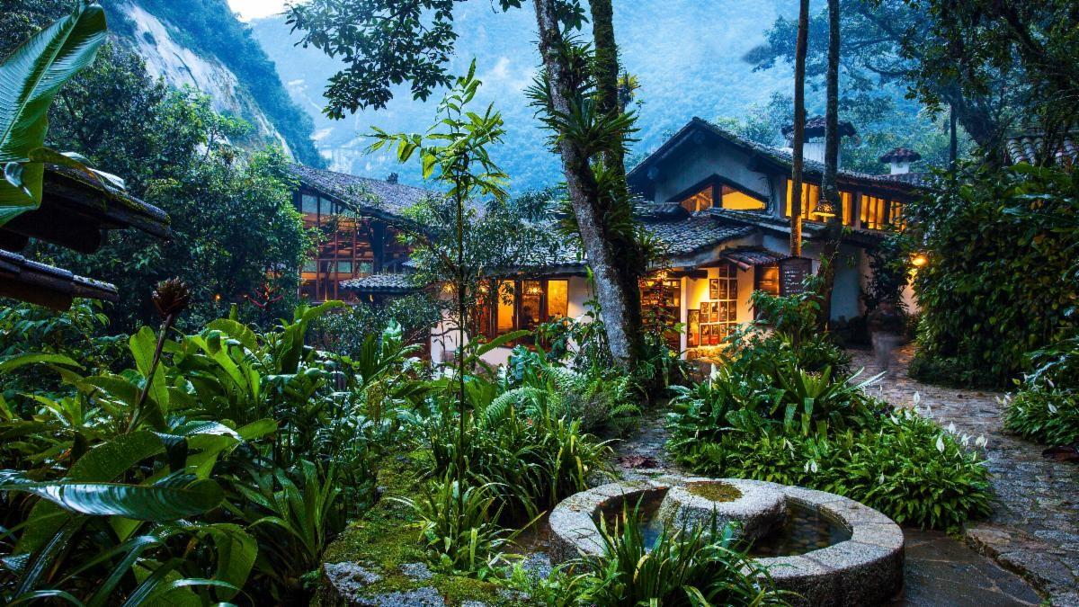 Inkaterra hotels in Peru resume operations