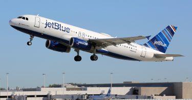JetBlue přidává lety Miami do svých novoročních předsevzetí