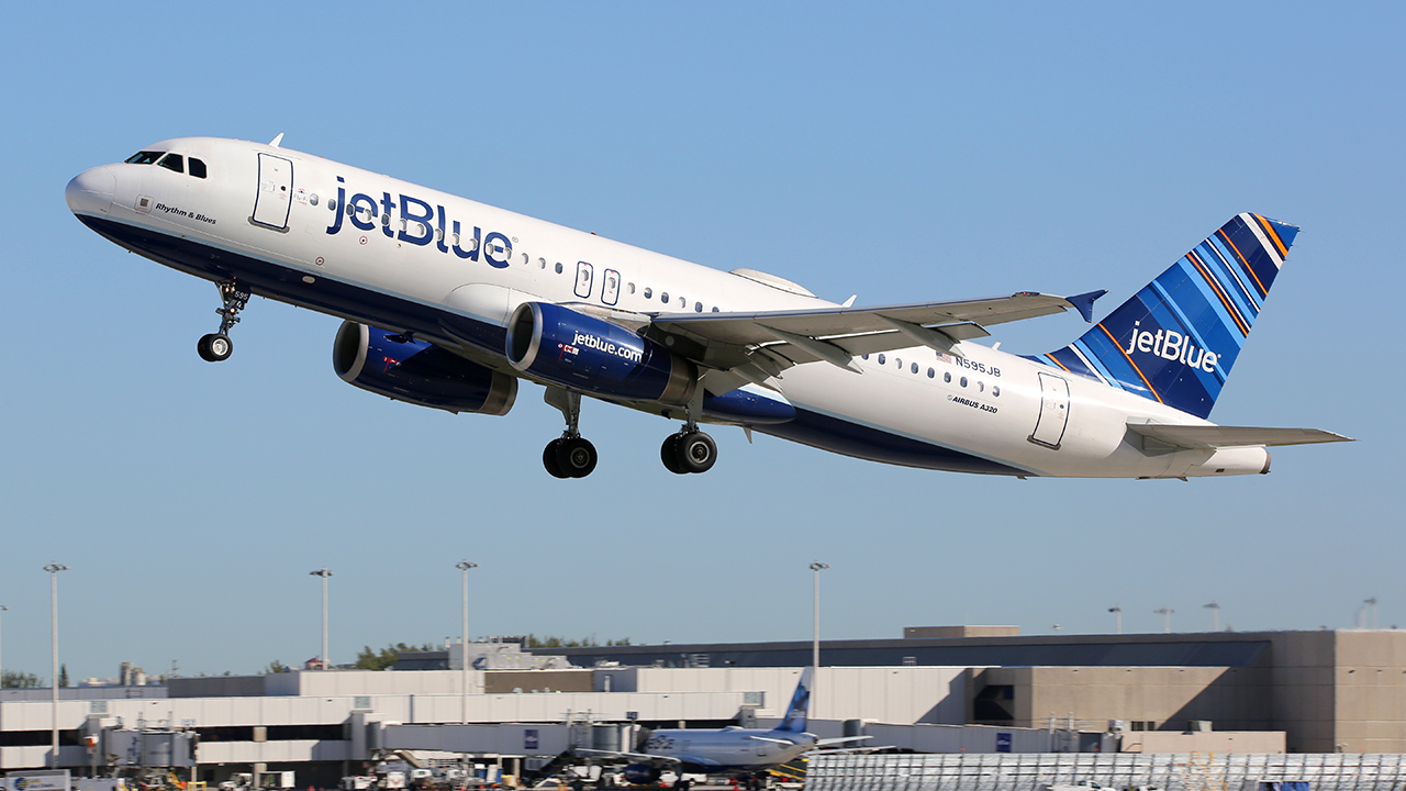 JetBlue adds Miami flights to its New Year's resolutions