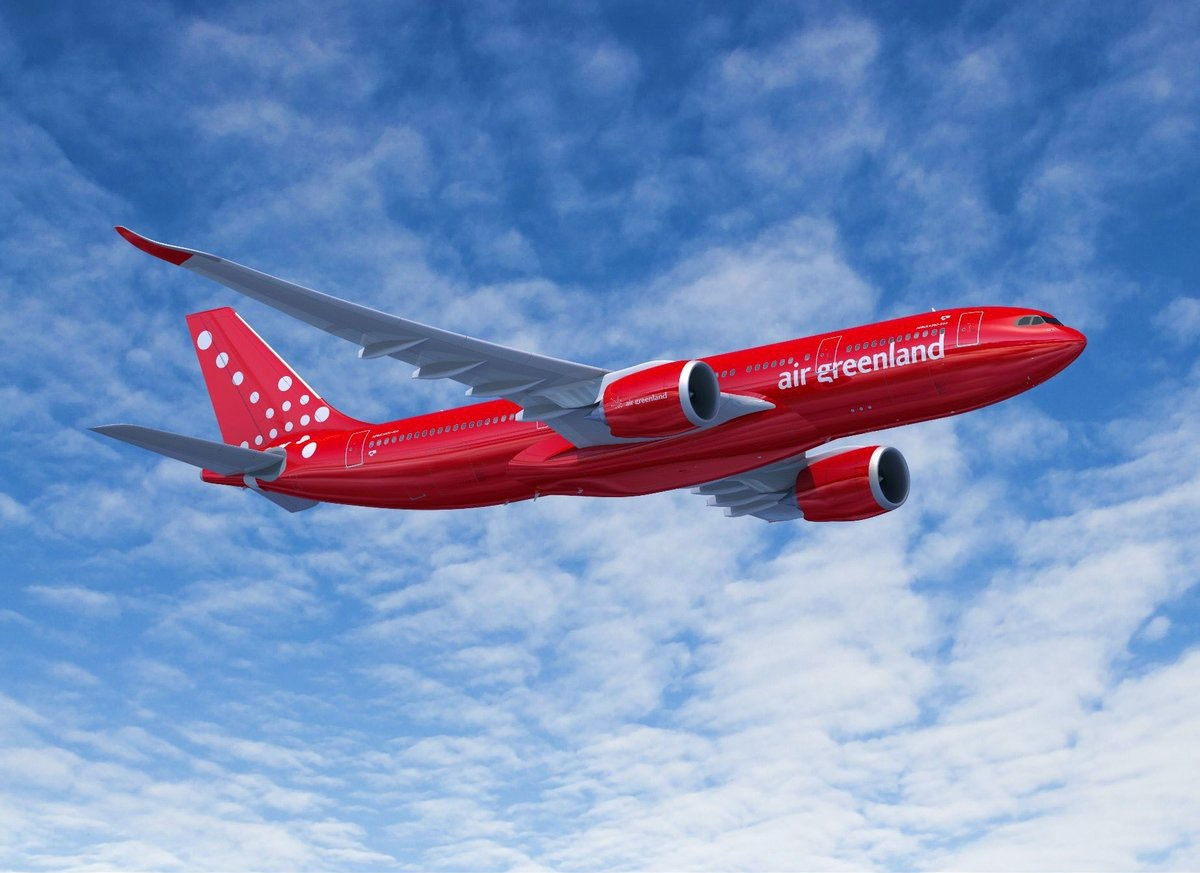 Air Greenland places Christmas order for Airbus A330neo