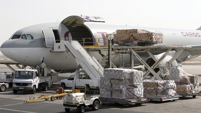 Air cargo rates rising faster in  November & first half of December