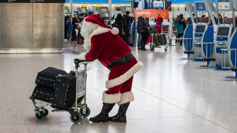 Last-minute surge in flight bookings for Christmas period