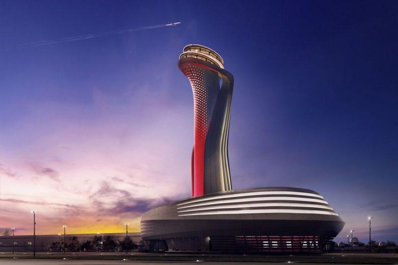 Der Flughafen Istanbul wurde mit 5 Sternen ausgezeichnet