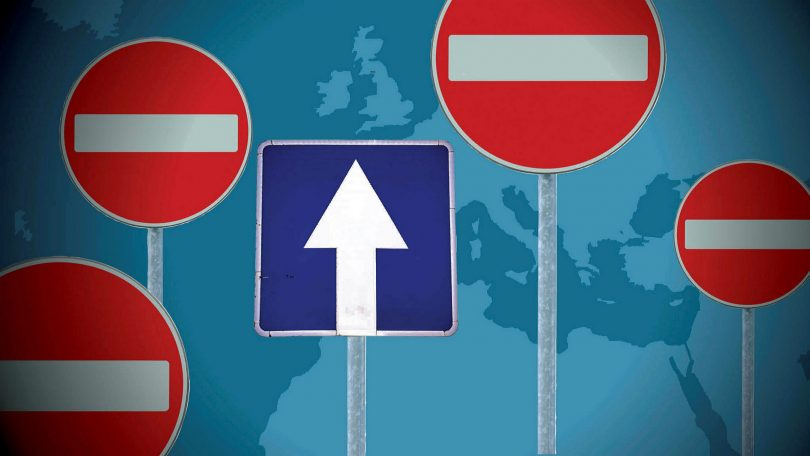 اتحادیه اروپا به دلیل جهش جدید COVID-19 همه سفرها را با انگلیس متوقف می کند