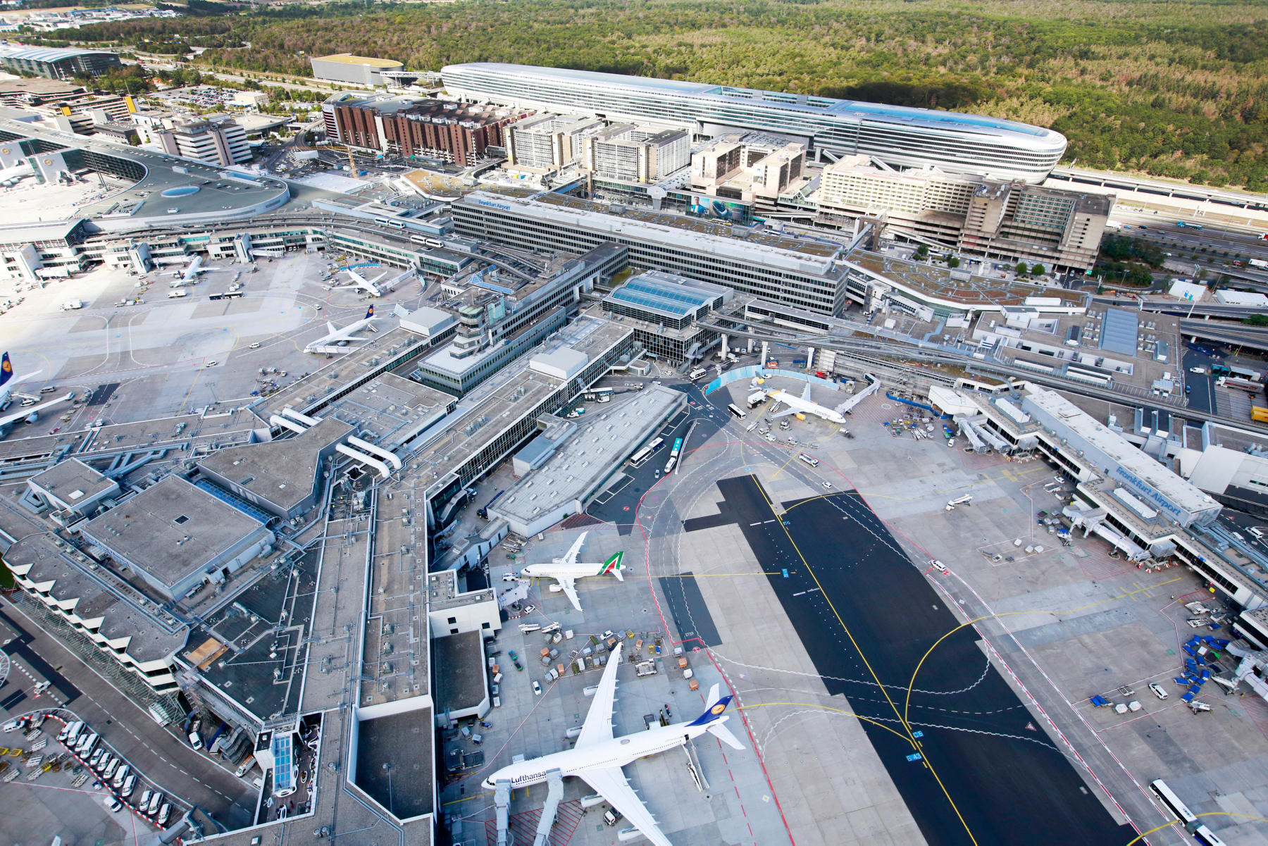 Fraport issues RFP for a sports/multi-functional hall at Frankfurt Airport