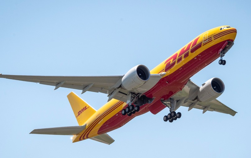 Neste supplies DHL Express with sustainable aviation fuel at San Francisco Airport