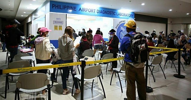 Cebu Pacific now offers antigen tests to passengers