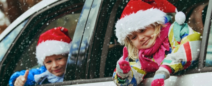 Americans still traveling but staying closer to home for the holidays