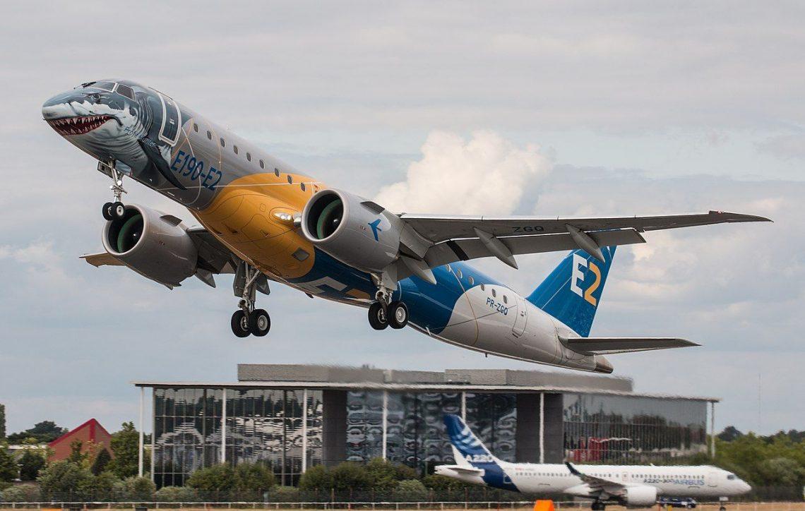 Embraer's 10-jierrige Market Outlook identifiseart nije trends foar loftreizen