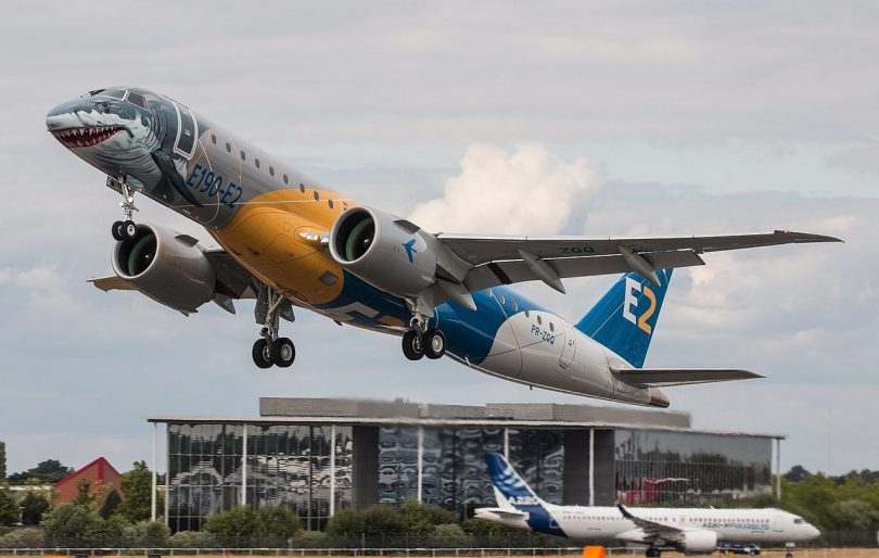 Embraer's 10-year Market Outlook identifies new air travel trends