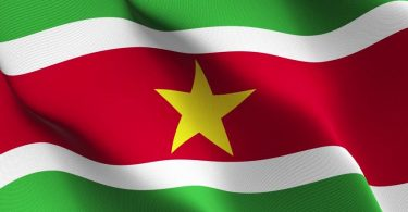 45-årsjubileet for Surinam