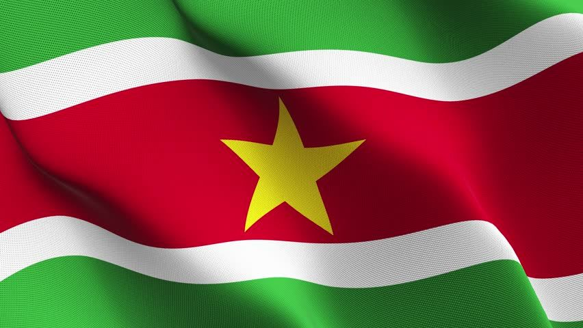 The 45th Independence Anniversary of Suriname