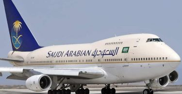 Saudi Arabian Airlines rangirao je Global Airlines s pet zvjezdica