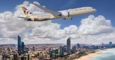 شرکت هواپیمایی اتحاد از افتتاح مجدد ابوظبی استقبال می کند
