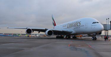 Společnost Emirates denně zahajuje lety do Dubaje z moskevského letiště Domodědovo