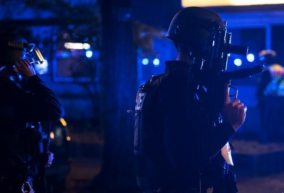 Four people wounded in Berlin shooting