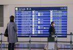 Japan mécht Grenzen zou, verbitt all Auslänner an d'Land eranzekommen