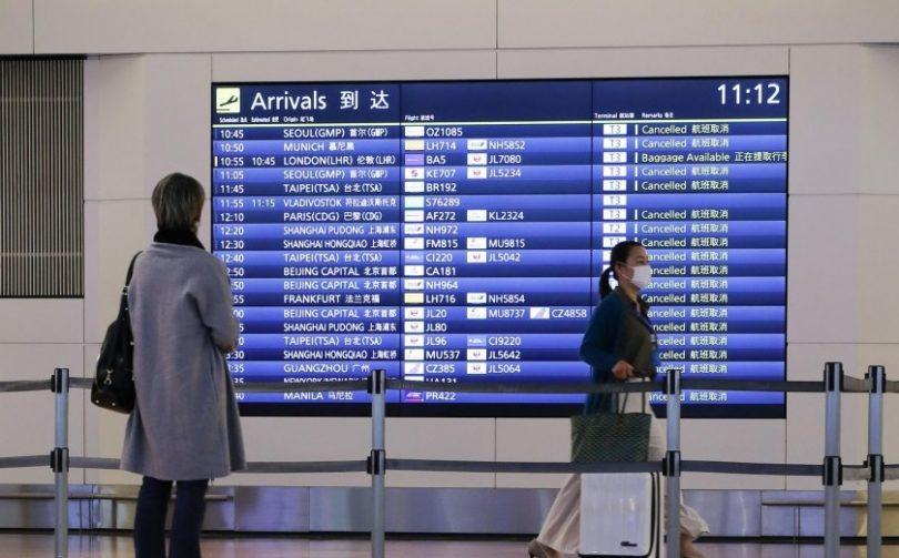 Japão fecha fronteiras, proíbe todos os estrangeiros de entrar no país