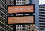 تجديد حالة الطوارئ بسبب فيروس كورونا الجديد (كوفيد -19) في مونتريال