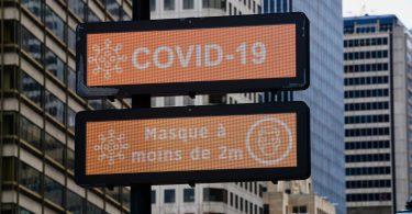 وضعیت اضطراری COVID-19 برای مونترال تمدید شد