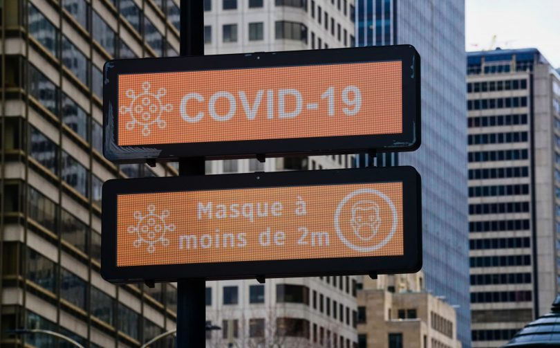 COVID-19 state of emergency renewed for Montréal