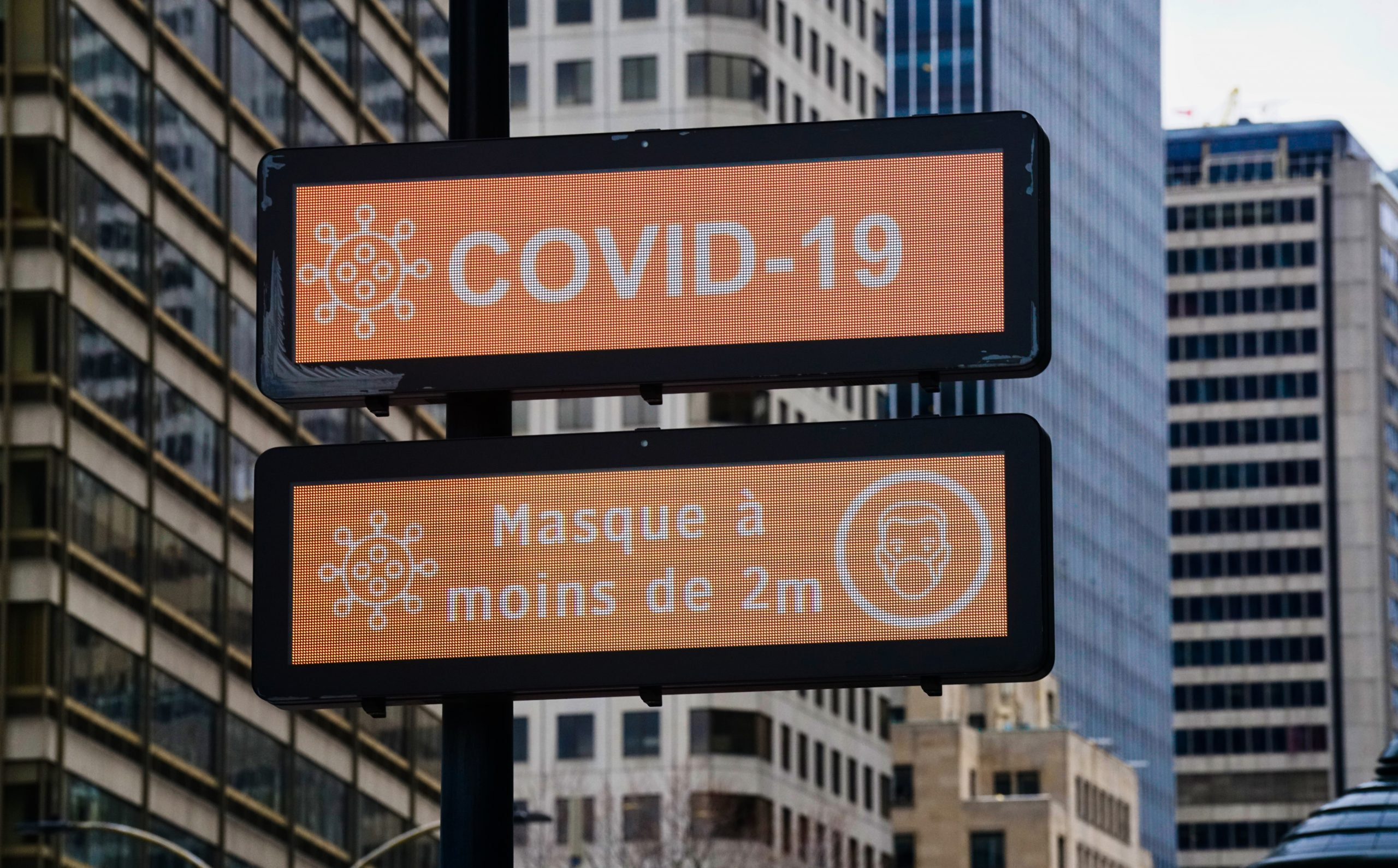 Montréal renews COVID-19 state of emergency