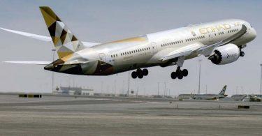 Společnost Etihad Airways zavádí charterové letové služby