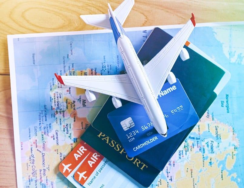 ARC: فروش بلیط هواپیما توسط آژانس های مسافرتی ایالات متحده همچنان قرمز است