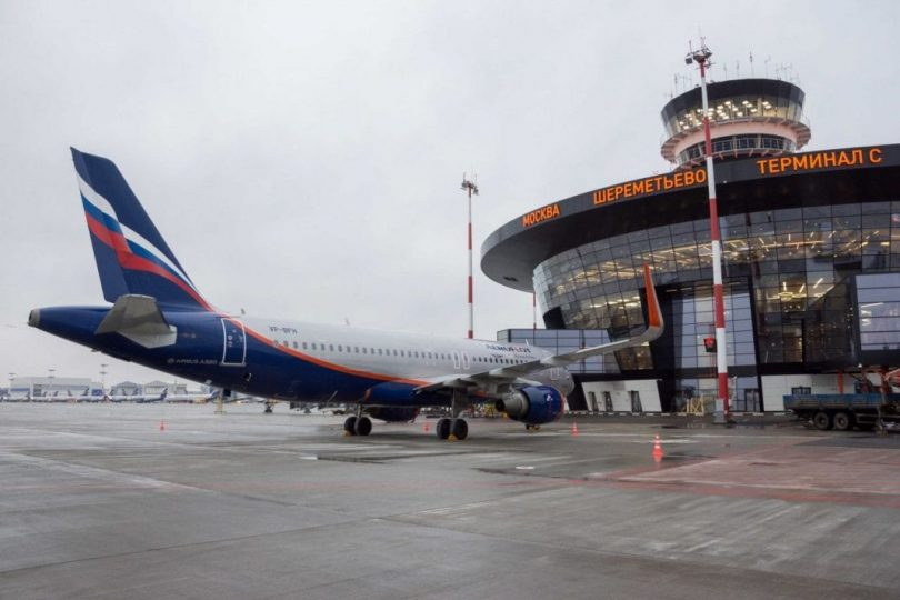 Moscow Sheremetyevo Airport opens reconstructed Runway-1