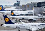 تعلن Lufthansa عن نمو قوي في الحجز خلال العطلات القادمة