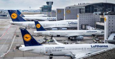 Lufthansa raportoi varausten voimakkaan kasvun tulevina lomina