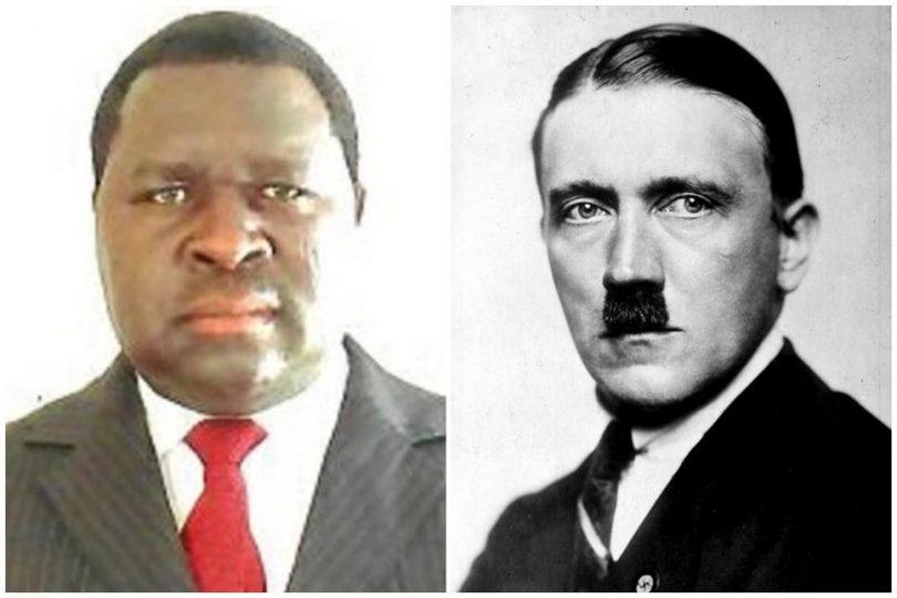 Adolf Hitler voittaa Namibian paikallisvaalit