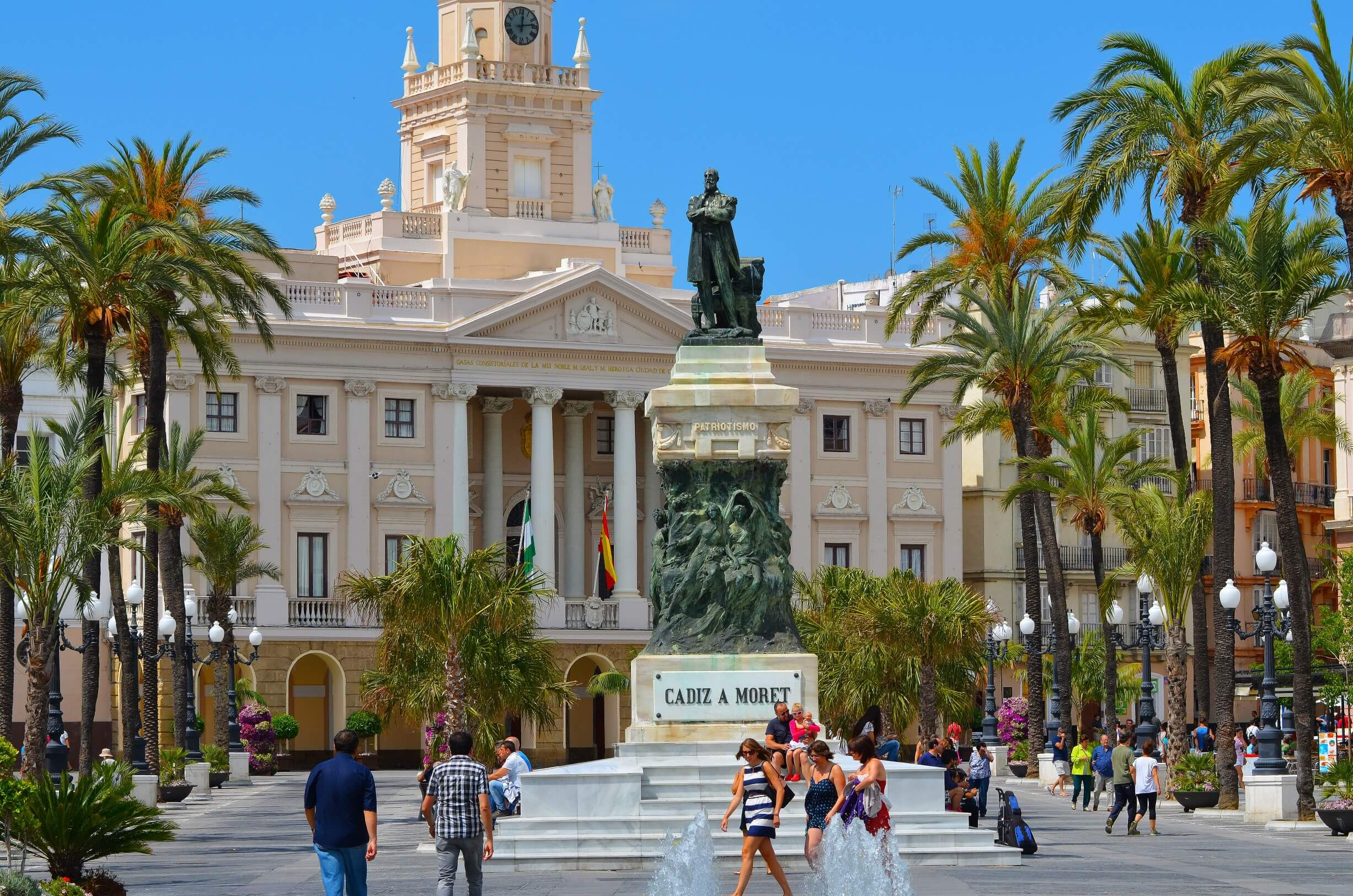 Andalusia is one of the most popular event destinations in Europe