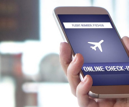 Moscow Domodedovo Airport: Over 60% of passengers opt for online check-in