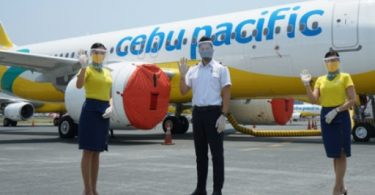 Cebu Pacific en General Santos om COVID-19-tests foarôf te stappen