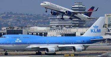 تقدم Delta و KLM رحلات تم اختبارها من قبل COVID من أتلانتا إلى أمستردام