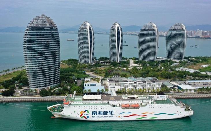 Xisha Islands cruises resume in South China Sea