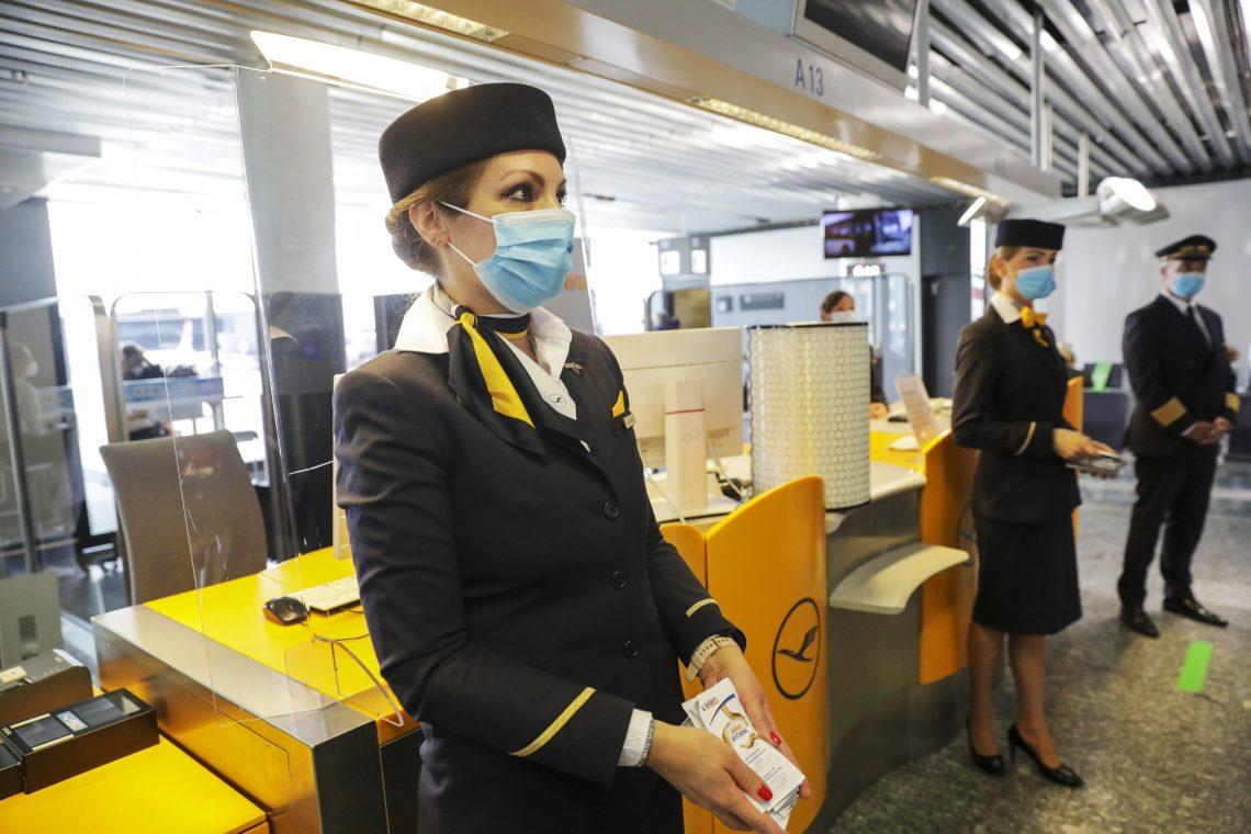 Lufthansa nyuda meh 30 ewu proyek