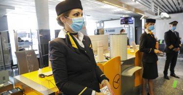 Lufthansa ще съкрати почти 30 хиляди работни места