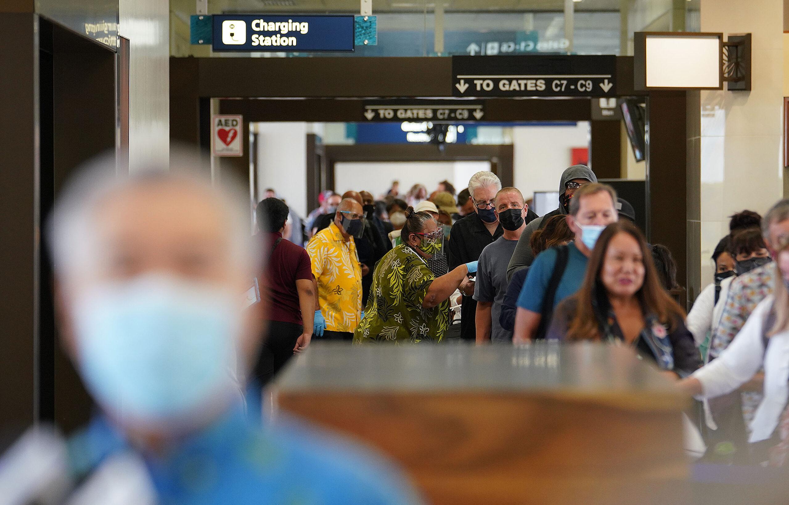 WestJet expands pre-travel Hawaii testing to British Columbia