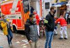 Četiri osobe su ubijene, a desetine su ranjene u 'namjernom' nabijanju automobila u Njemačkoj
