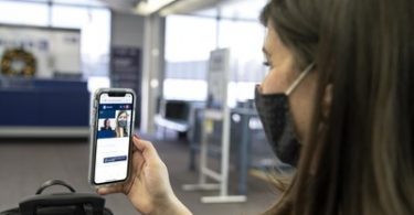 United Airlines lancerer virtuel lufthavnstransport kundeservice