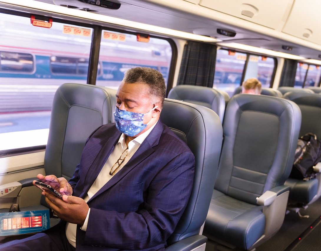 Amtrak adds new digital payment options