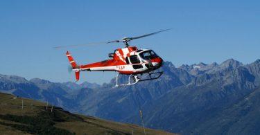 Pesë persona të vrarë në rrëzimin e helikopterit në Francë