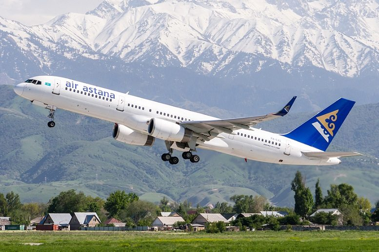Air Astana increases flight frequency to Tashkent