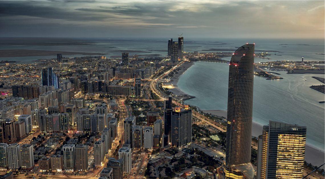 Abu Dhabi festas la 49-an Nacian Tagon de UAE kun aro da agadoj