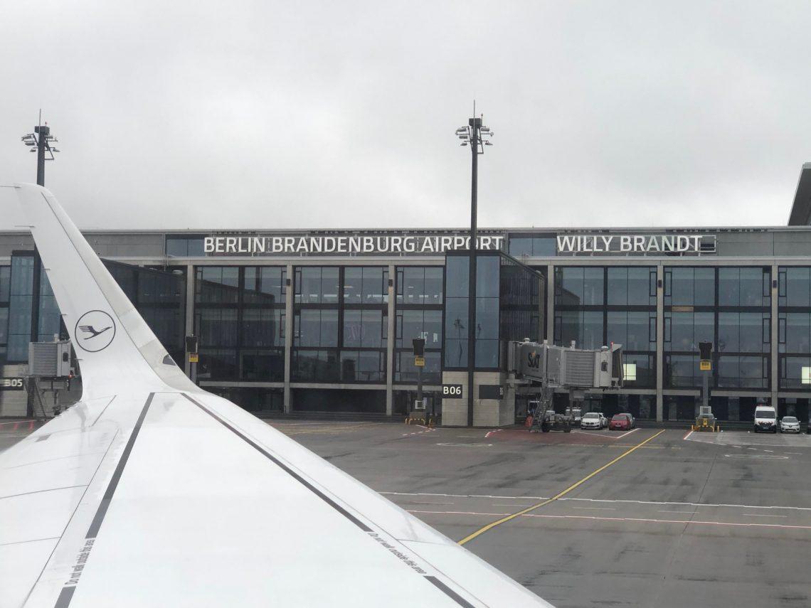 Risultati positivi per Lufthansa all'aeroporto di Berlino-Brandeburgo