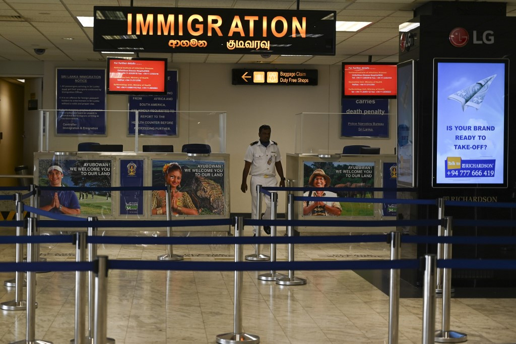 Sri Lanka will open its borders to tourists in January