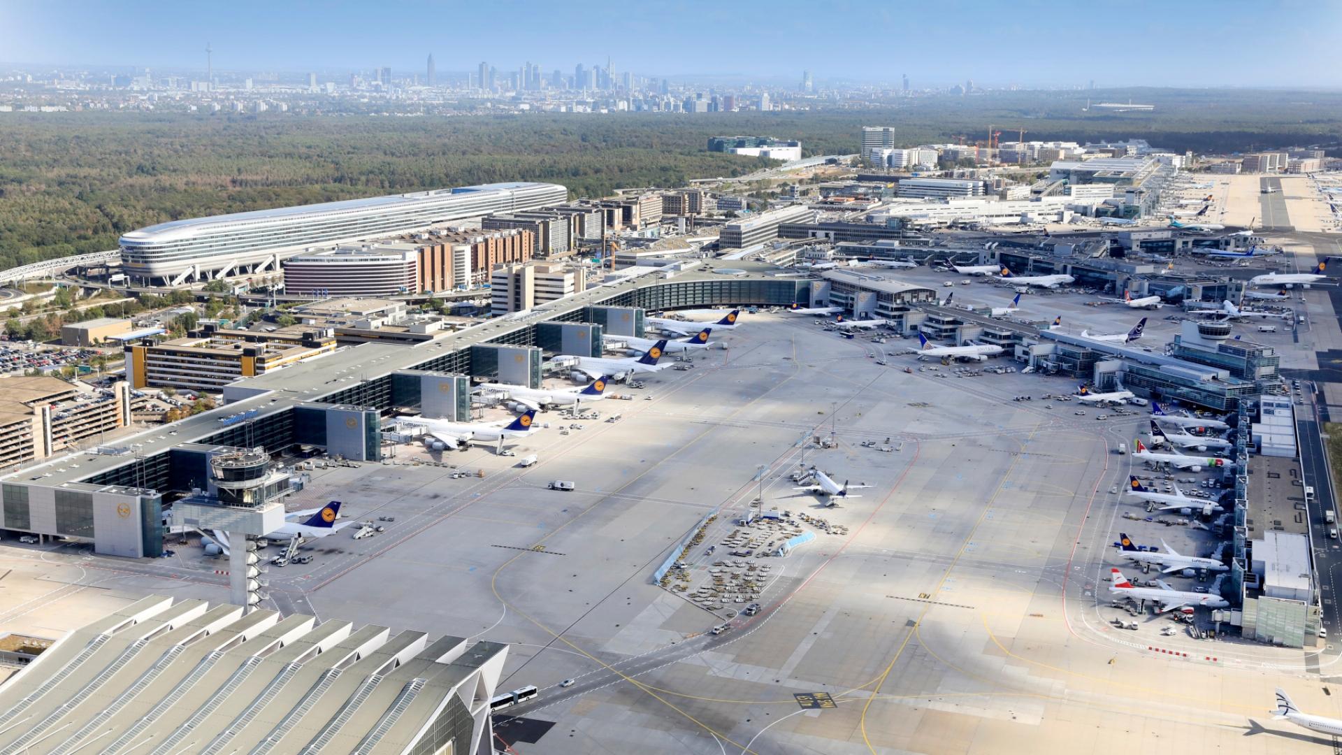 Major decline in passenger traffic continues at Frankfurt Airport in November 2020