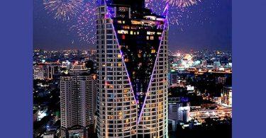 Zvonite u Novoj godini na Tajlandu s Centrom